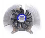 Кулер для видеокарты Pccooler K60 для ATI/NVIDIA 3-pin, RPM 2200±10%