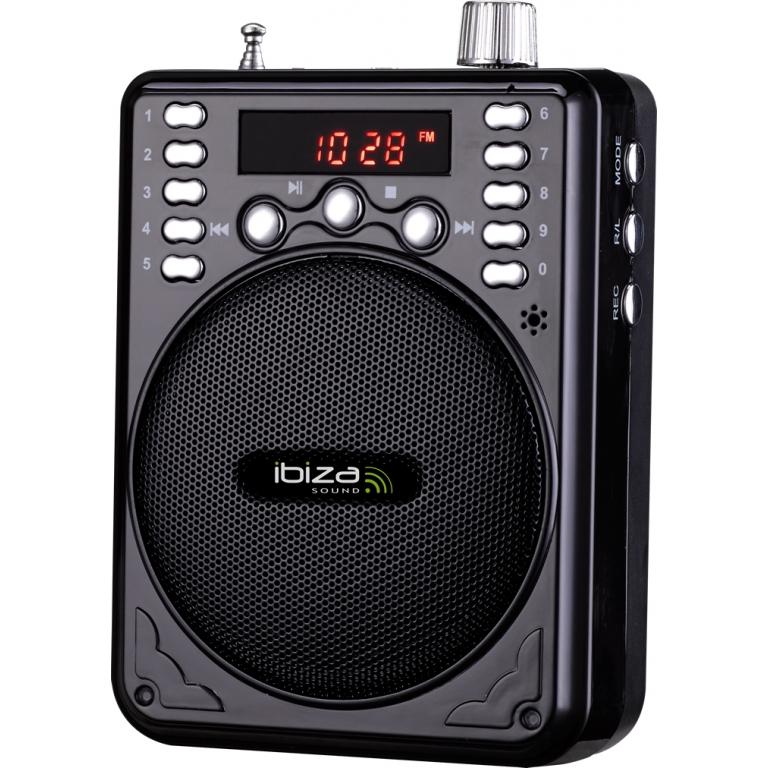 Мобильная автономная акустическая система IBIZA PORT1B