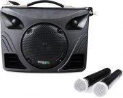 Мобильная автономная акустическая система Ibiza PORT85UHF-BT