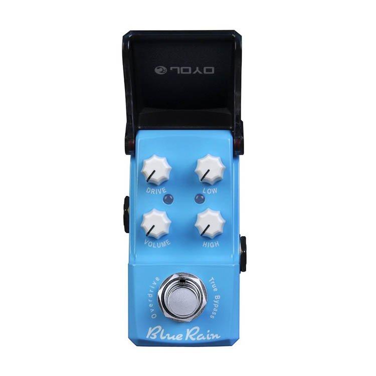 Гитарная педаль эффектов JOYO JF-311 Blue Rain (Overdrive)