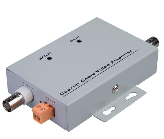 Усилитель видео сигнала по коаксильному кабелю LRS-FDQ8