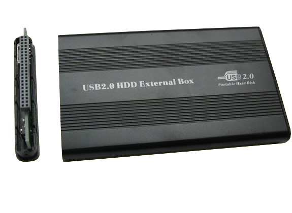 "Карман для HDD 2,5"" интерфейс USB2.0/IDE"