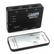 HDMI SWITCH 3x1 Mini+IR