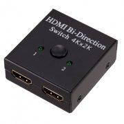 HDMI Switch 2x1 or Splitter 1x2 mini