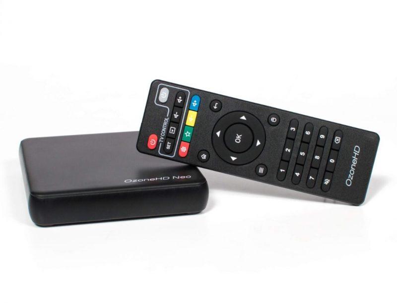 Smart TV Box андроид приставка OzoneHD Neo 2/16Гб