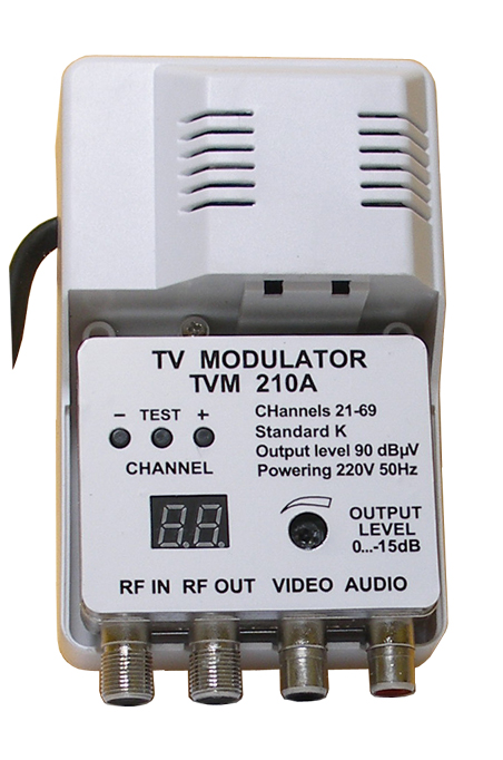 Bi-Zone TVM 210A