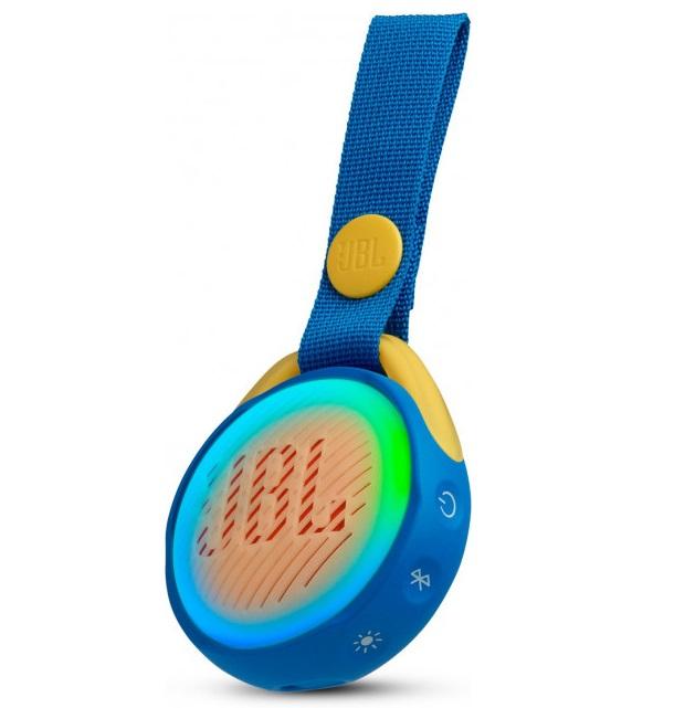 Портативная Bluetooth колонка JBL JR POP Blue