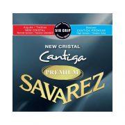 Струны для классической гитары Savarez 510CRJP New Cristal Cantiga Mixed Tension