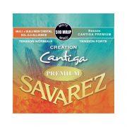 Струны для классической гитары Savarez 510MRJP Creation Cantiga Mixed Tension