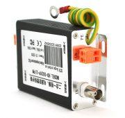Грозозащита для видеооборудования с коаксиальным и кабелем питания ( Video + Power Lightning)