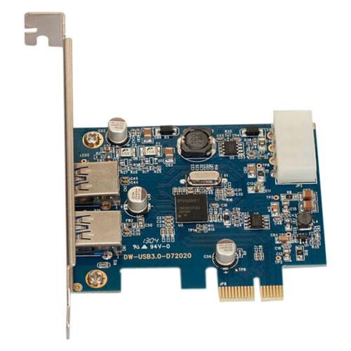 Контроллер PCI-Е - USB 3.0, 2port NEC chipset