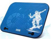 Охлаждающая подставка для ноутбука Pccooler V18