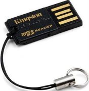 Кардридер Kingston Ultra-Portable USB 3.0