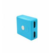 Пассивный свитч HDMI switch 1x2 порта 4K