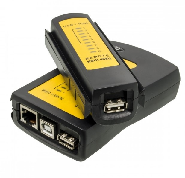 MASTER NSHL468U, RJ-45 + USB