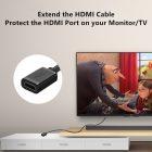 Удлинитель HDMI (папа) - HDMI (мама) VEGGIEG HF-1.5 4
