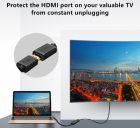 Удлинитель HDMI (папа) - HDMI (мама) VEGGIEG HF-1.5 5