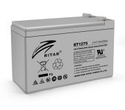 AGM RITAR RT1275, Gray Case, 12V 7.5Ah