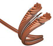 nakustik Exzellenz LS-Kabel MSR 2 x 2,5 mm² trans 100m