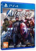 Marvel Avengers. Мстители для PS4
