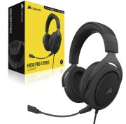 Corsair HS50 Pro Stereo Gaming Headset Carbon