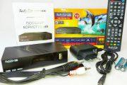 Satcom T500 Т2 HEVC