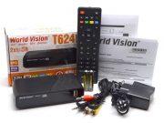 World Vision T624M3