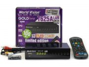 World Vision T625A LAN