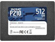 SSD 512GB Patriot P210 2.5