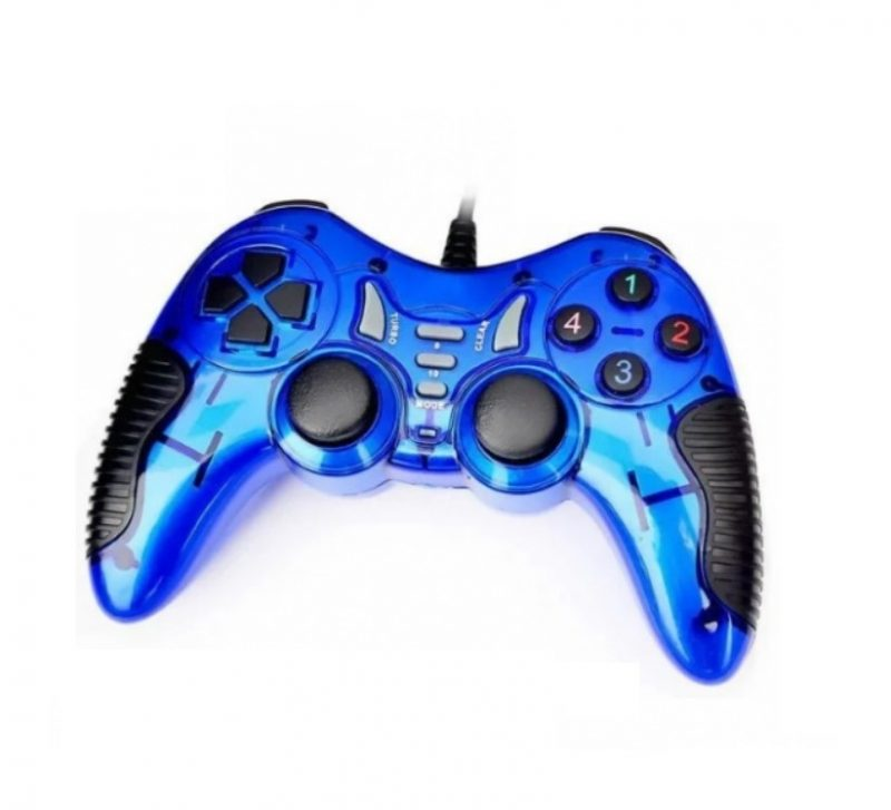 Voltronic DualShock U-900 USB 2.0 Blue