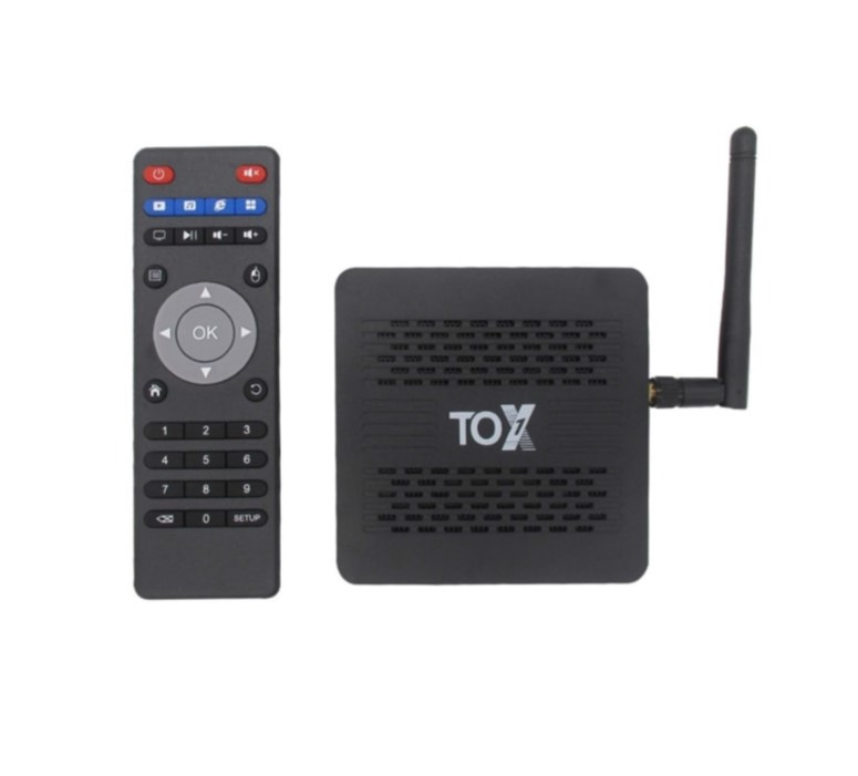 Android SmartTV Box TOX1
